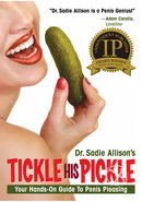 Tickle His Pickle Guide To Penis Pleasing Book